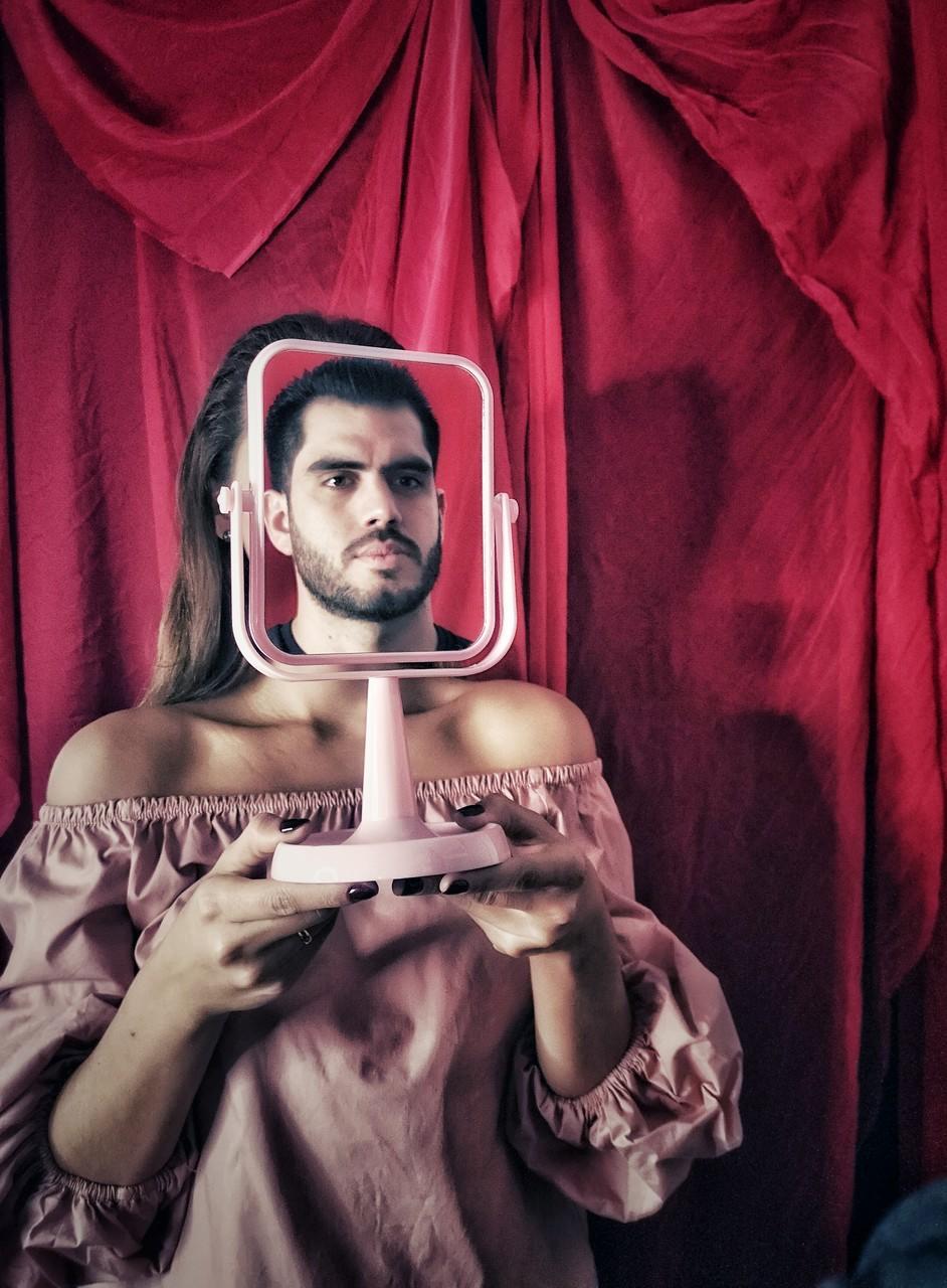 2 лица, © Лорен Вилле Арзабе, Конкурс мобильной фотографии Huawei
