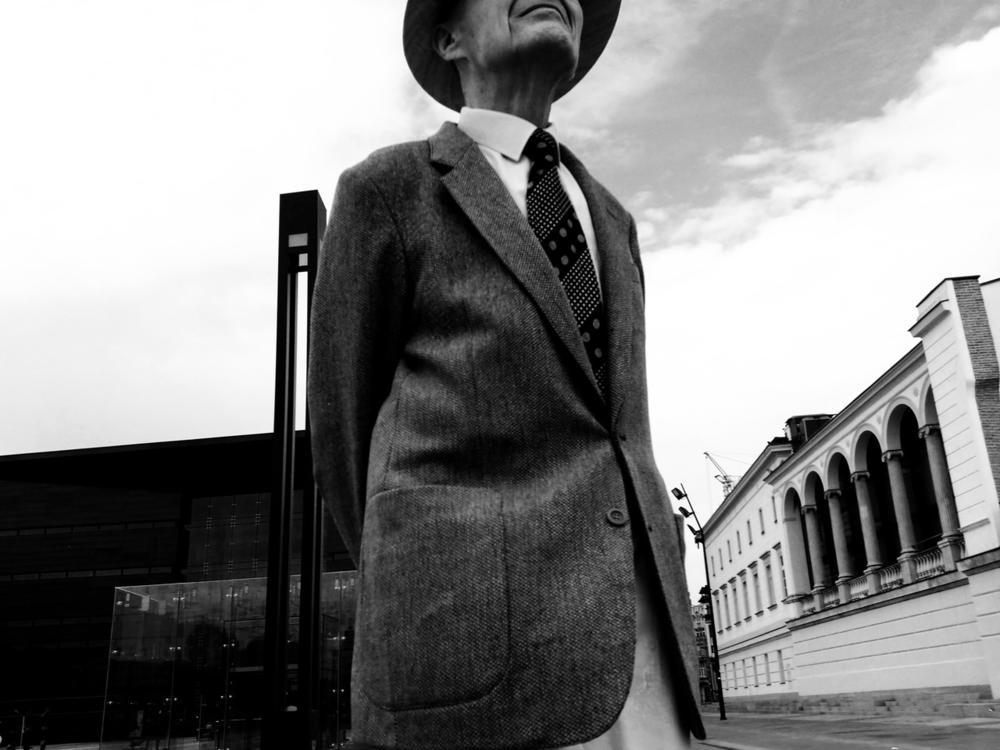 Представительный мужчина, © Дамиан Костка, Конкурс мобильной фотографии Huawei