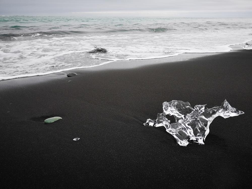 Алмаз на пляже, © Ауау, Конкурс мобильной фотографии Huawei
