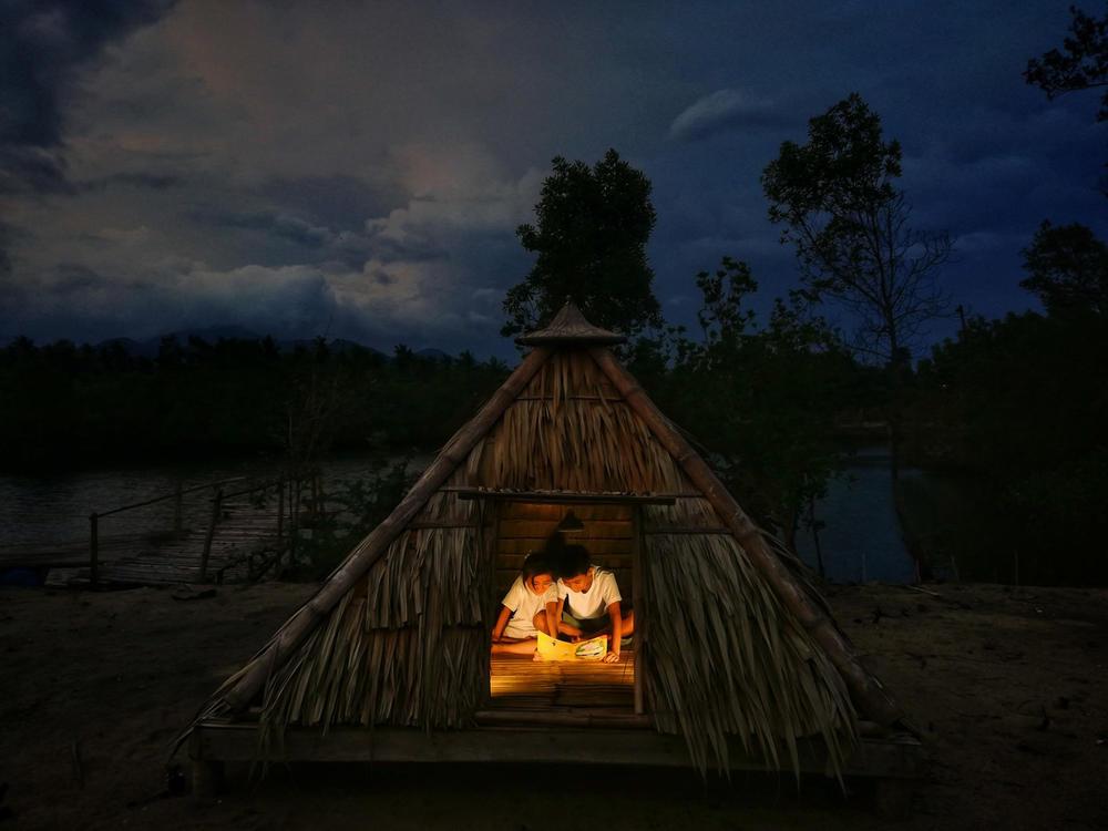 Сказка на ночь, © Б.П. Рекирдои, Конкурс мобильной фотографии Huawei