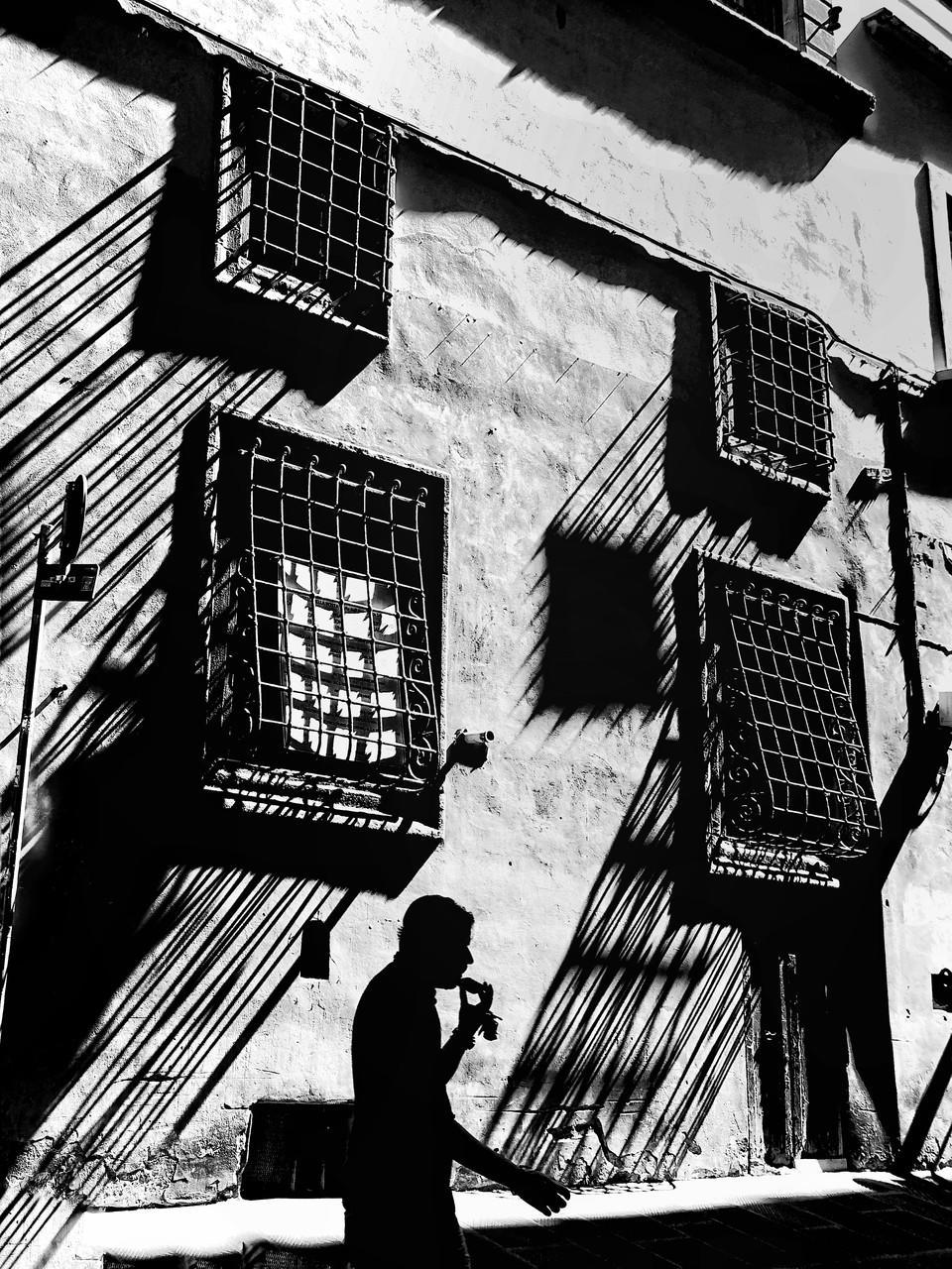 Крушение, © Цянь, Конкурс мобильной фотографии Huawei