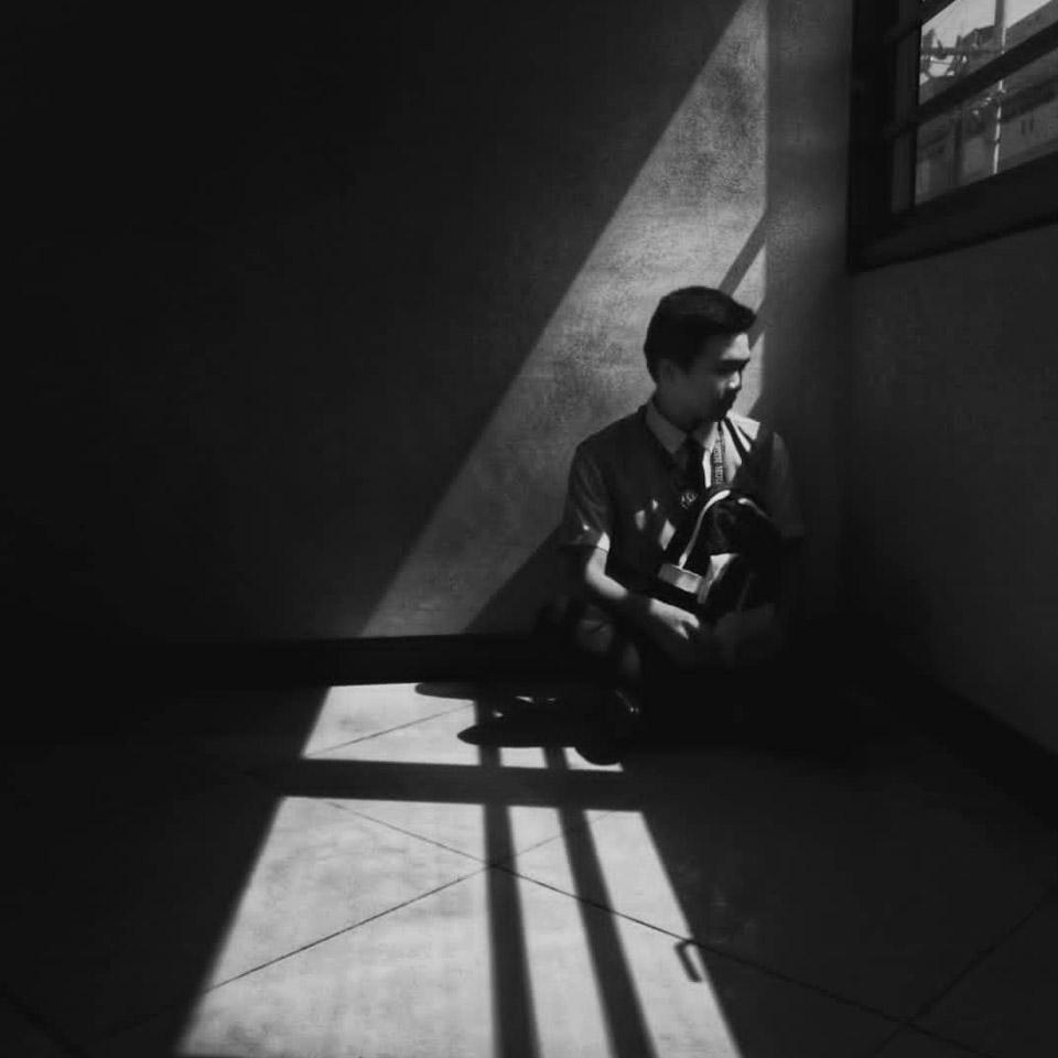 Депрессия, © Марк Даиз, Финалист категории, Конкурс мобильной фотографии Huawei