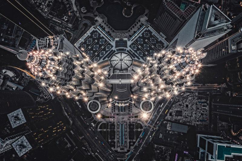 Томаш Ковальски, Структура пришельцев на Земле