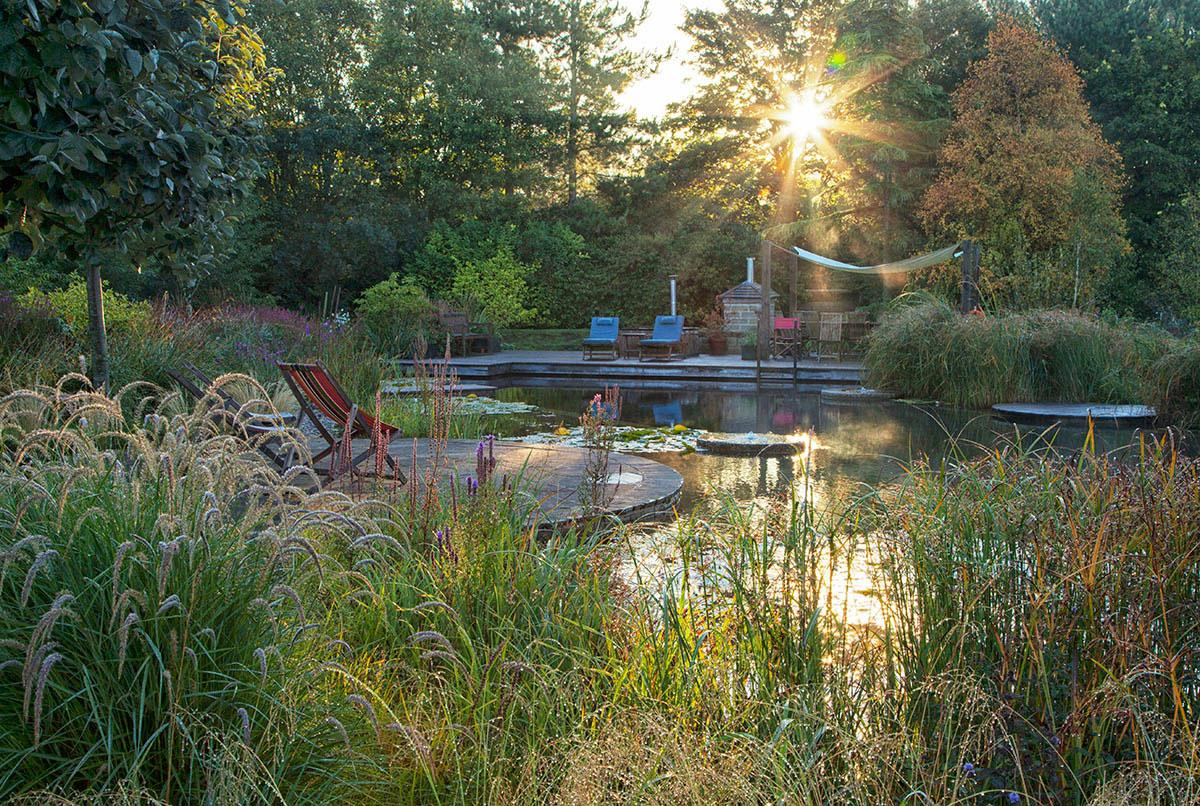 Восход солнца в Элликаре, © Клэр Форбс, 1-е место, Фотоконкурс «Международный садовый фотограф года»