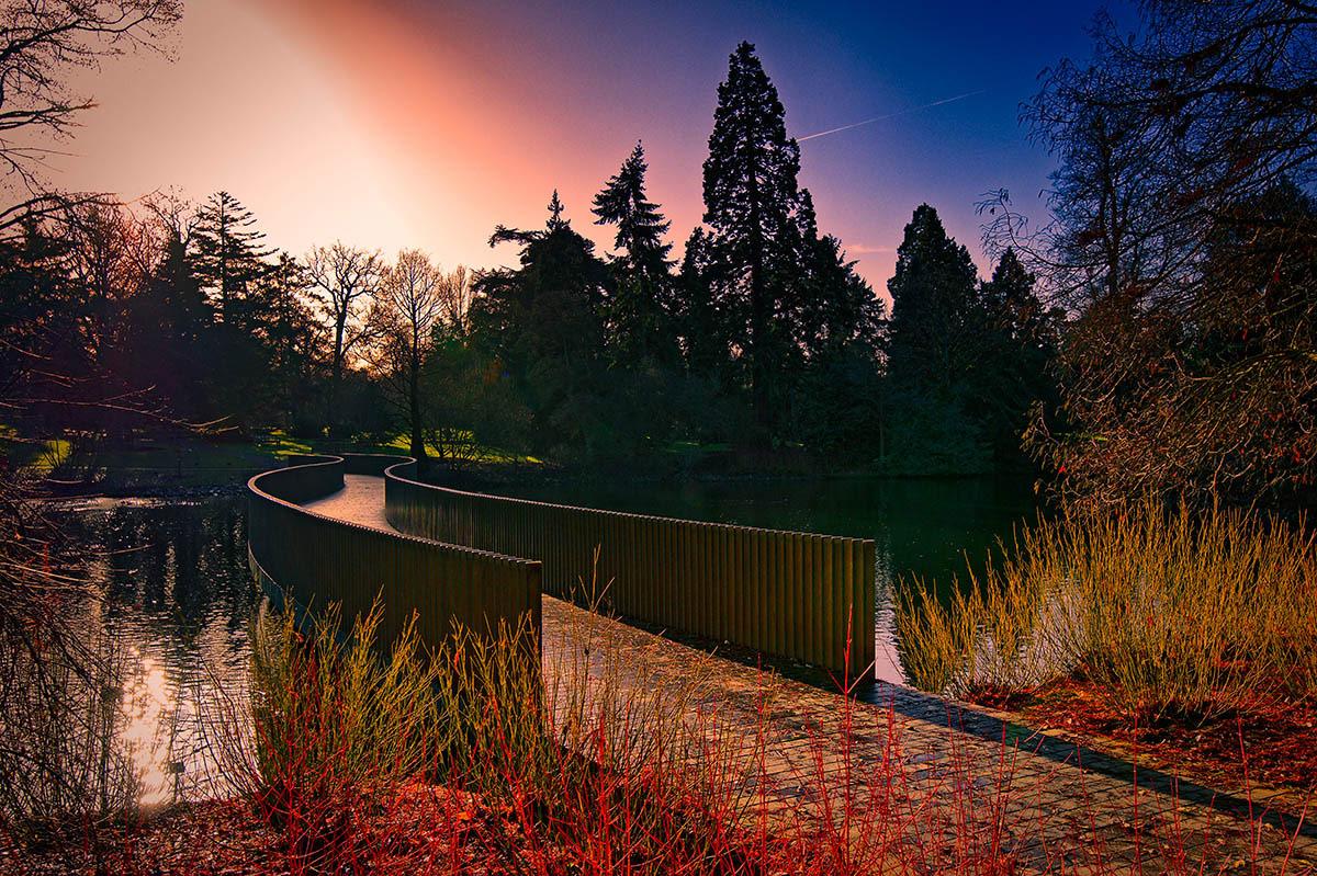 Переход Саклера, © Зыгмунт Шот, 1-е место, Фотоконкурс «Международный садовый фотограф года»