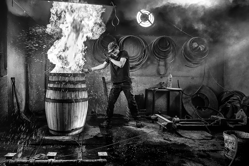 Работа, © Мануэль Тирадо Кольменеро, Фотоконкурс Ikei