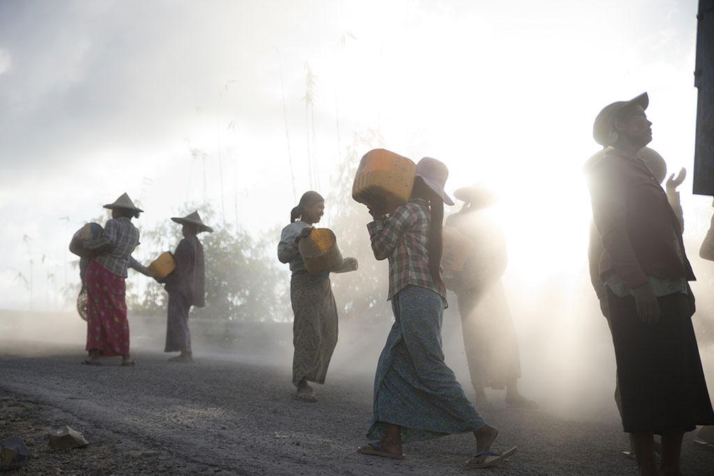 Рабочие, © Альберто Коб, Фотоконкурс Ikei