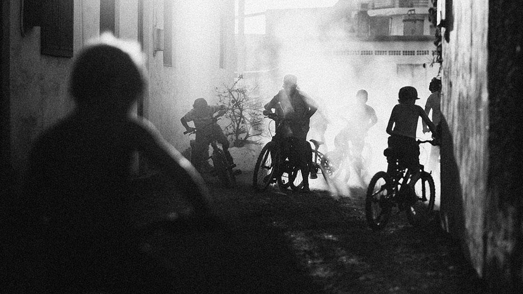 Городские гонщики, © Доминик Франциско Мартин Данке, Фотоконкурс Ikei