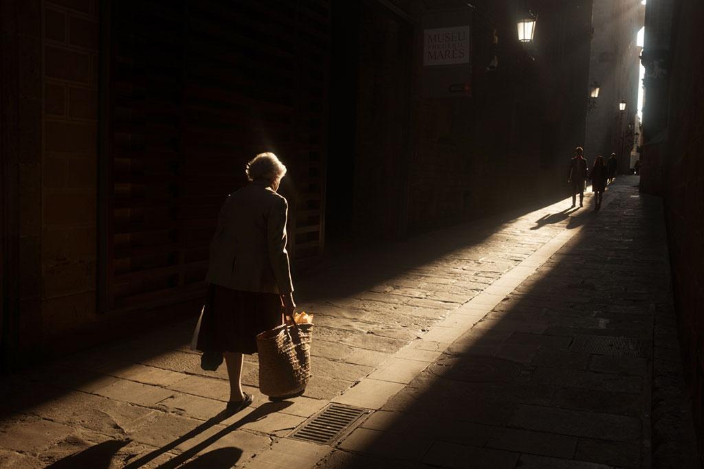 Мария идёт на рынок, © Игнасио Равентос Кардус, Фотоконкурс Ikei