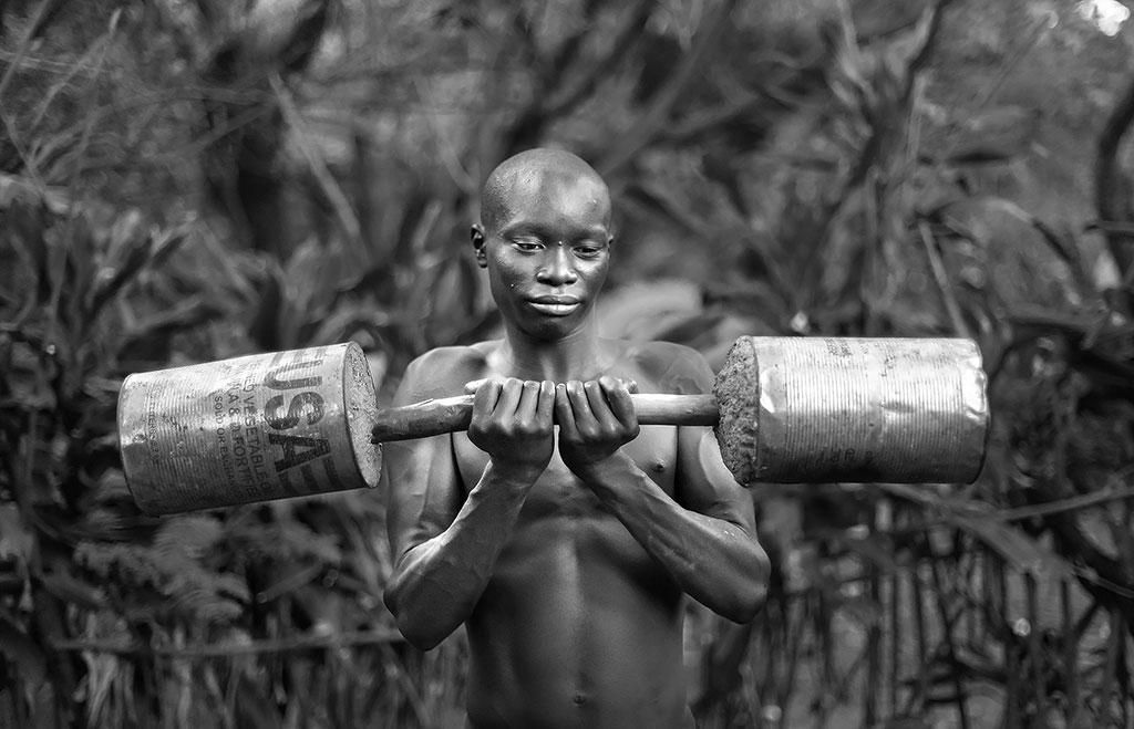 Гимнастика, © Хуан Луис Дуран Гинот, Фотоконкурс Ikei