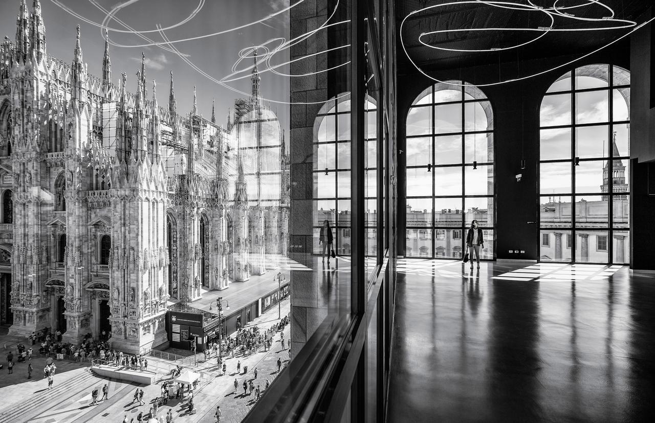 © Марко Тальярино, Фотоконкурс «В чёрно-белом» от PDN