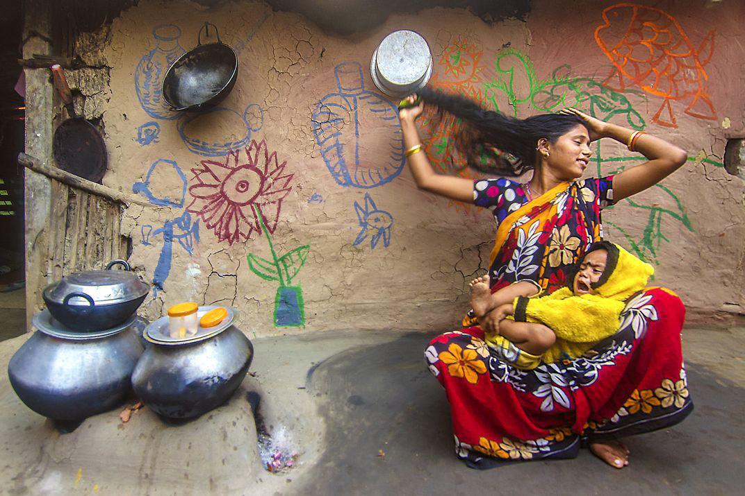 Ещё один день, © Суджит Саха, 2-е место, Фотоконкурс InterAction's