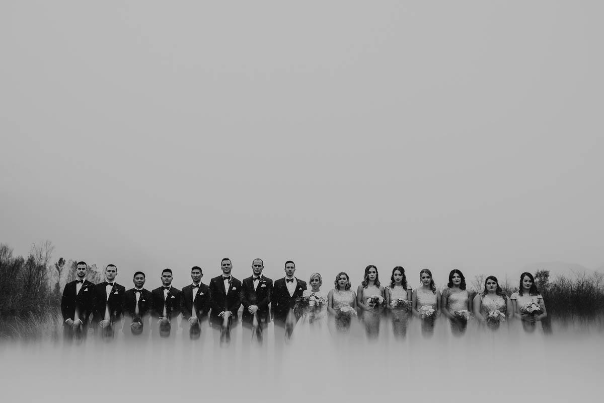 © Анжела Рущейнски / Angela Ruscheinski, Канада<br> Победитель категории «Свадебная вечеринка», Фотоконкурс International-Wedding-2017