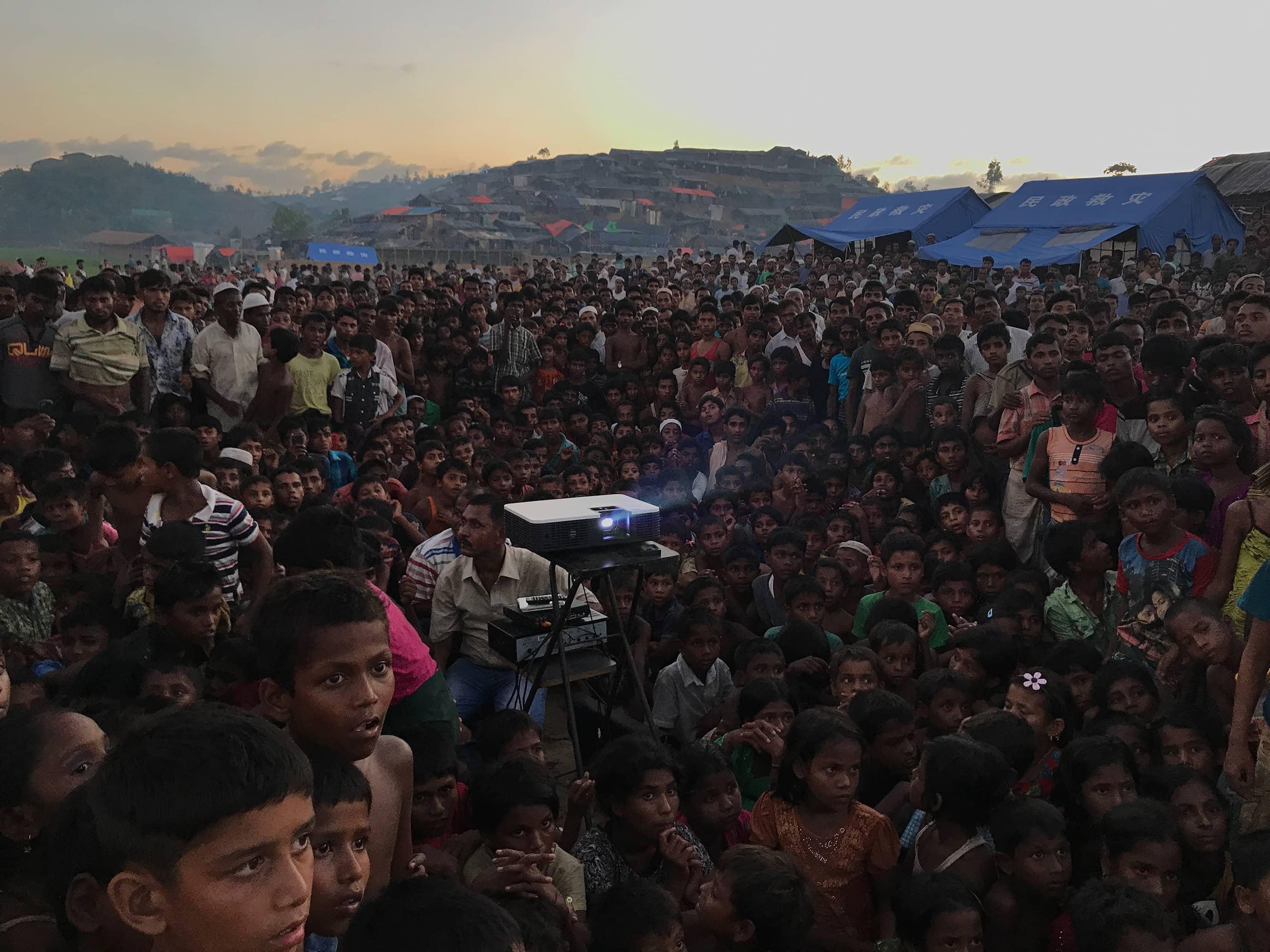 Перемещённые, © Джашим Салам, Бангладеш, Гран-при, Фотограф года, Конкурс мобильной фотографии iPhone