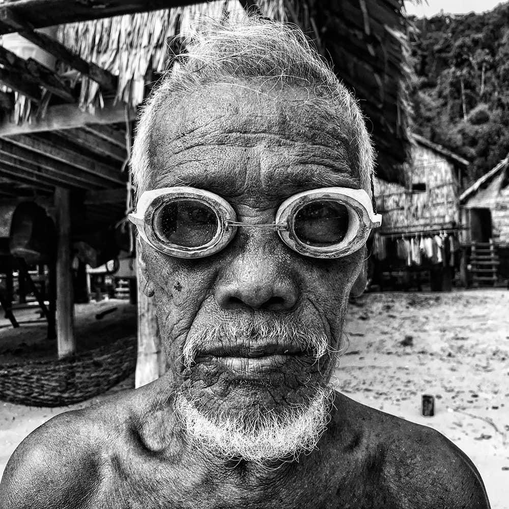Саламах, © Скотт Вудворд, Сингапур, Победитель категории «Портрет», Конкурс мобильной фотографии iPhone