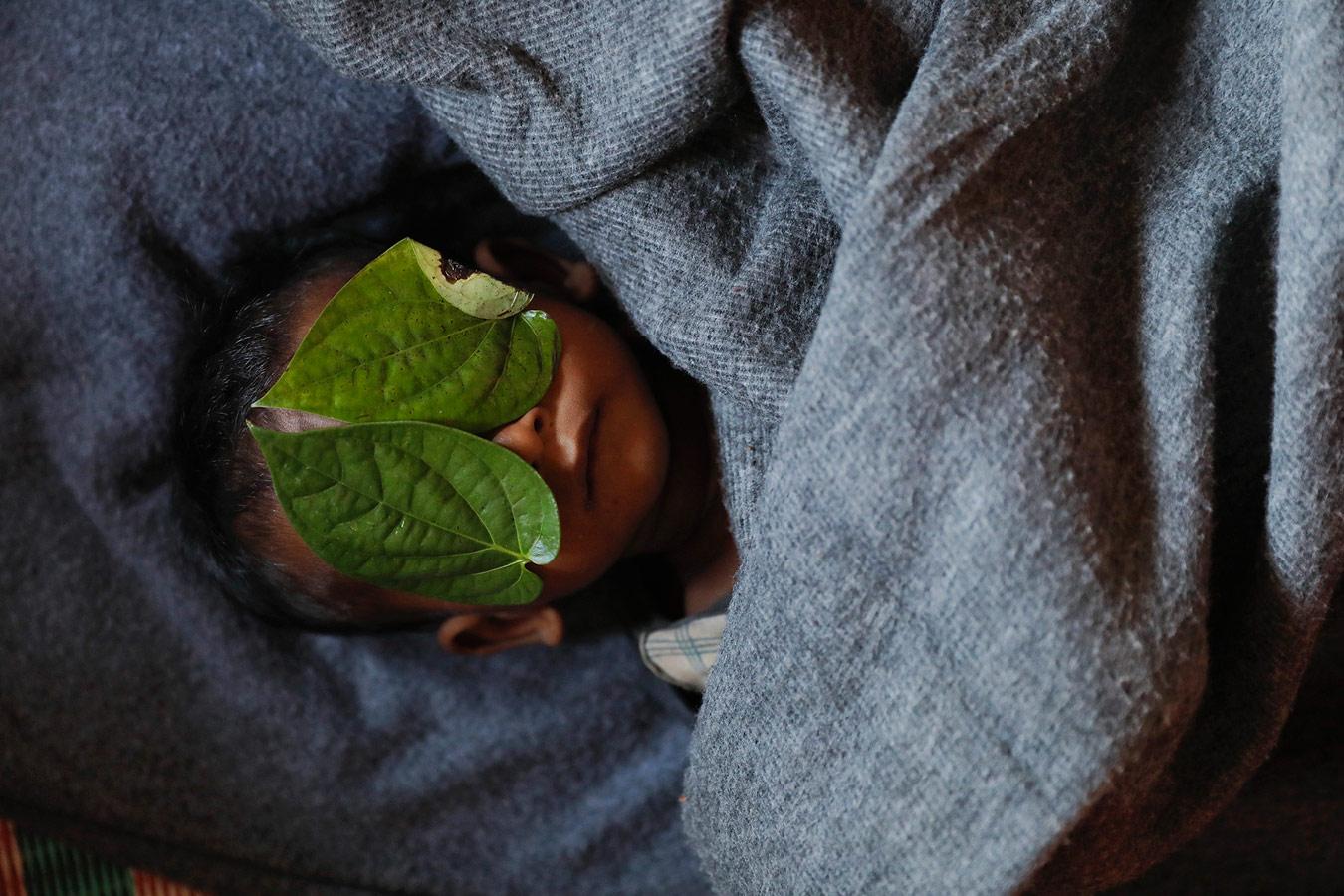 Мальчик / Бангладеш, © Дамир Саголь / Рейтер, Босния и Герцеговина, 1-я премия категории «Новостное фото», Фотограф года 2018, Фотоконкурс «Стамбул – 2019» — Istanbul