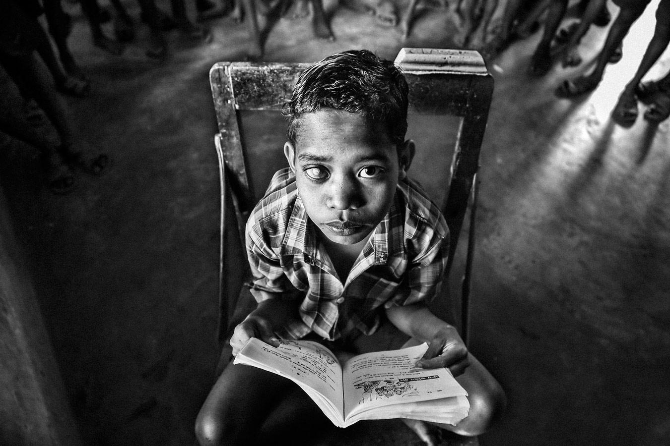 © Хосе Луис Морено, Победитель II премии Халона Анхеля 2016 года в жанре «Портрет», Конкурс фотографий Халона Анхеля — Jalon Angel Photography Awards