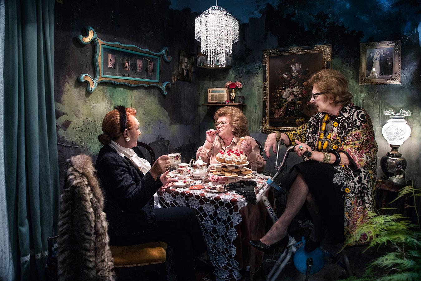 © Хесус Чакон, Победитель V премии Халона Анхеля 2019 года в жанре «Портрет», Конкурс фотографий Халона Анхеля — Jalon Angel Photography Awards