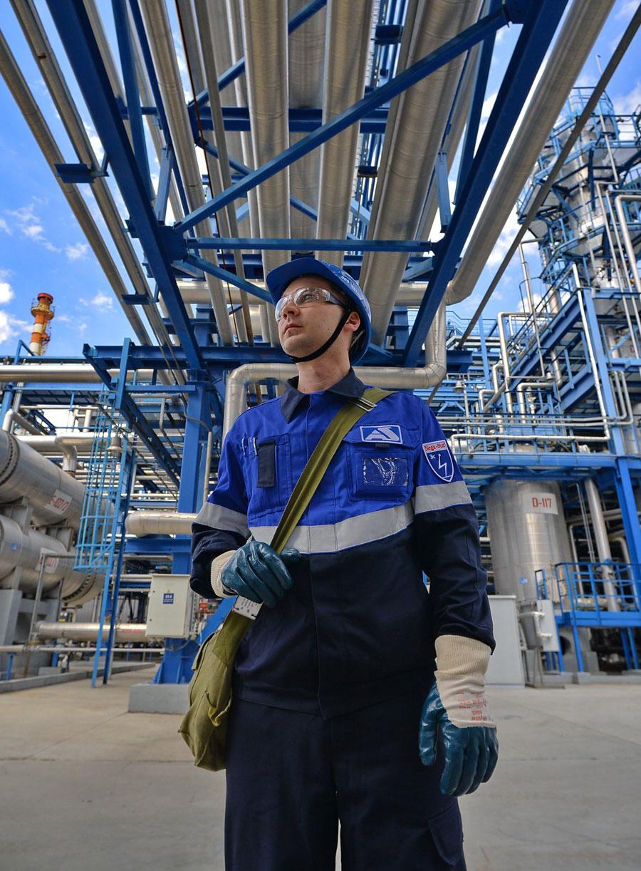 На посту, Фотоконкурс «Энергетика современной России»