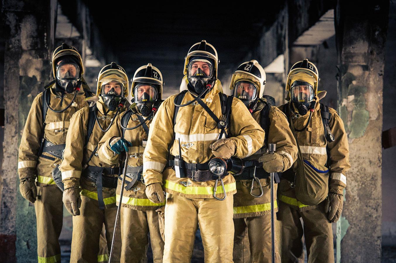 Учения военизированной газоспасательной службы пожарной части №22, Фотоконкурс «Энергетика современной России»