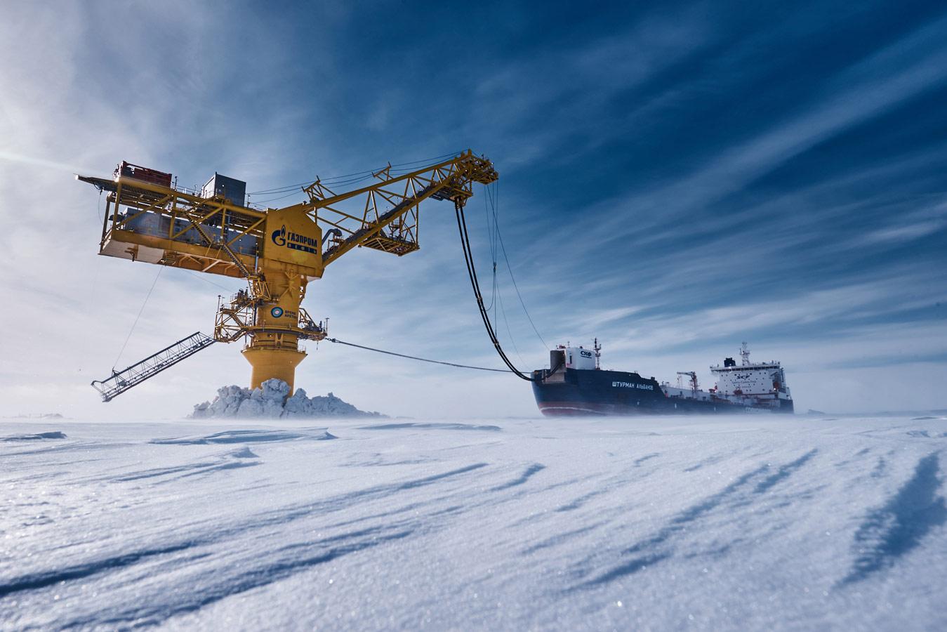 Новый порт, Фотоконкурс «Энергетика современной России»