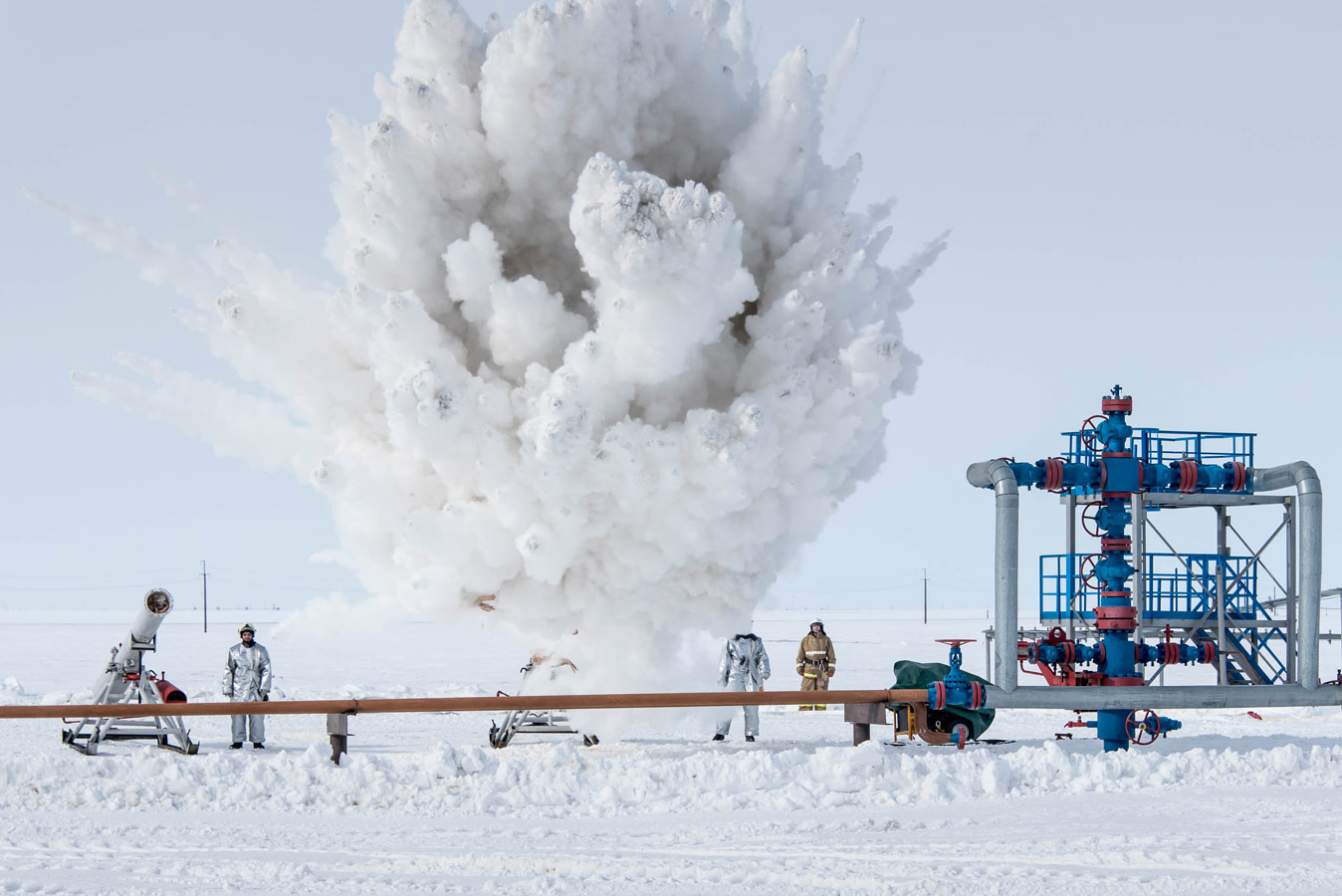 Учения, Фотоконкурс «Энергетика современной России»