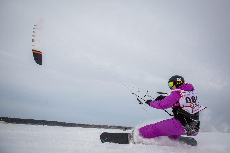 Дорогу новым видам спорта (сноукайтинг), Фотоконкурс «Энергетика современной России»