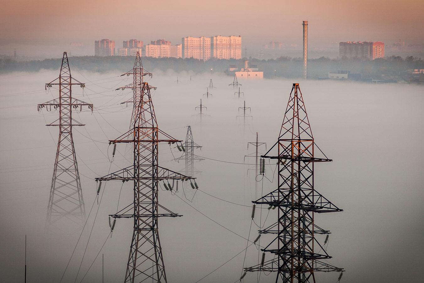 Вершки стальных громад, Фотоконкурс «Энергетика современной России»