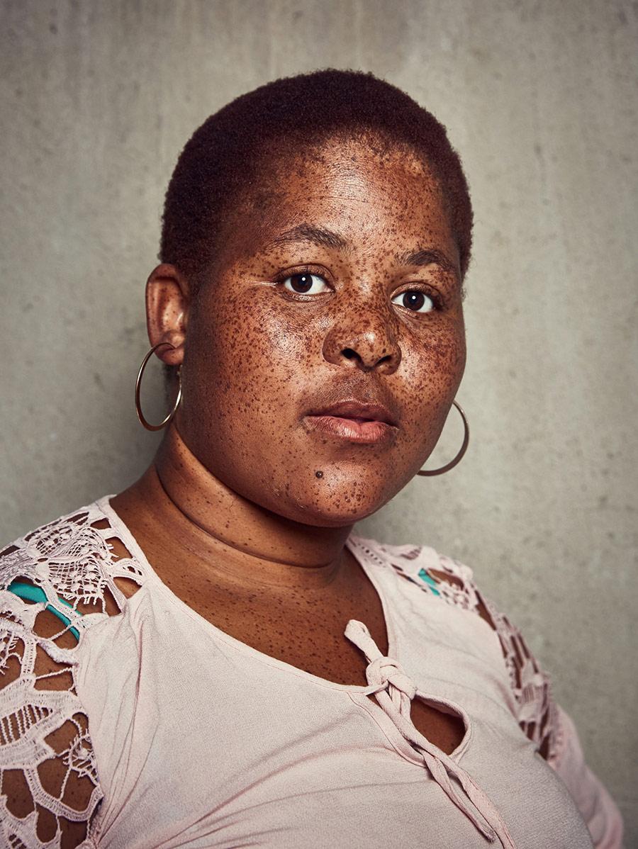 Буси, © Джулия Гюнтер, Нидерланды, Конкурс портретной фотографии Kuala Lumpur