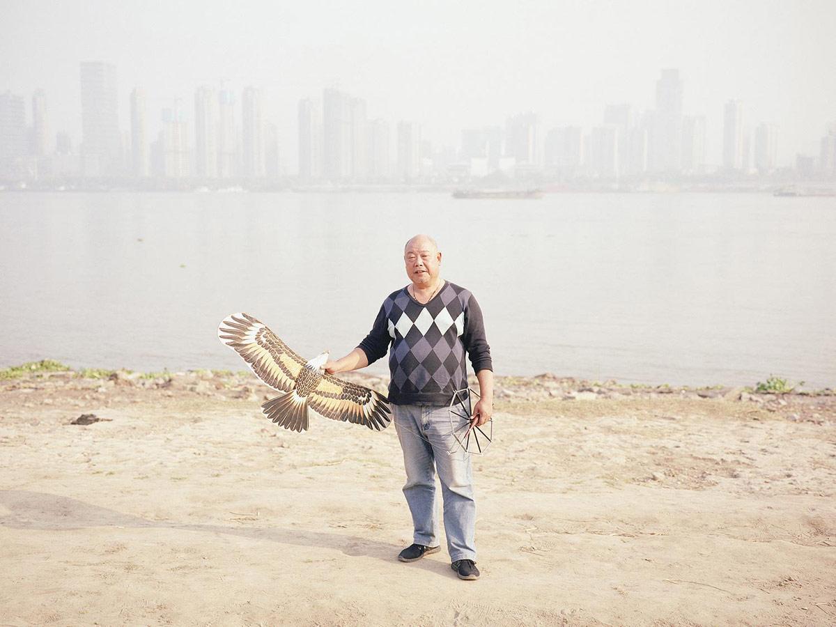 Коршун — воздушный змей, © Фергус Койл, Великобритания, Конкурс портретной фотографии Kuala Lumpur