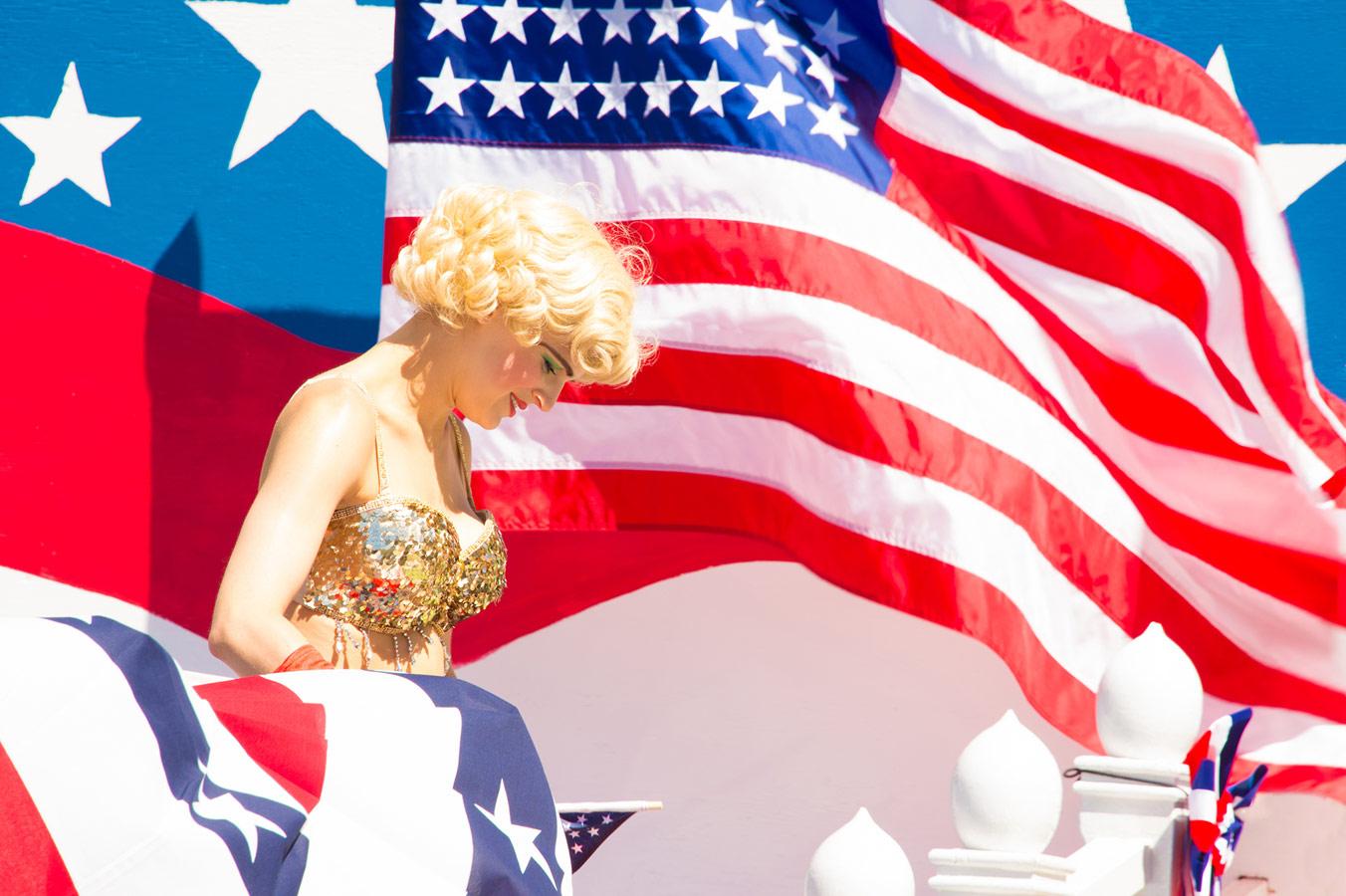 Мисс США, © Яника Анукульпун, Таиланд, Конкурс портретной фотографии Kuala Lumpur