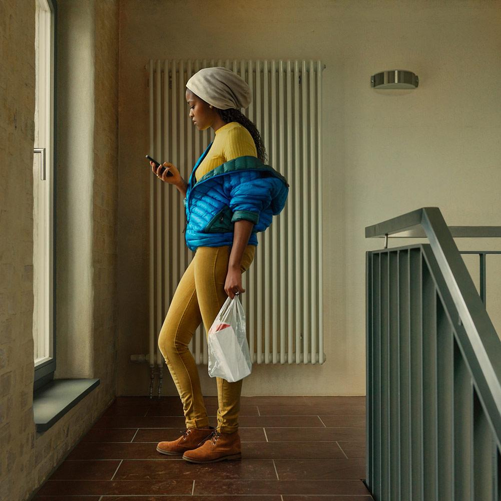 Бесрат - хорошие новости, 2017, © Катерина Белкина, Россия, Конкурс портретной фотографии Kuala Lumpur