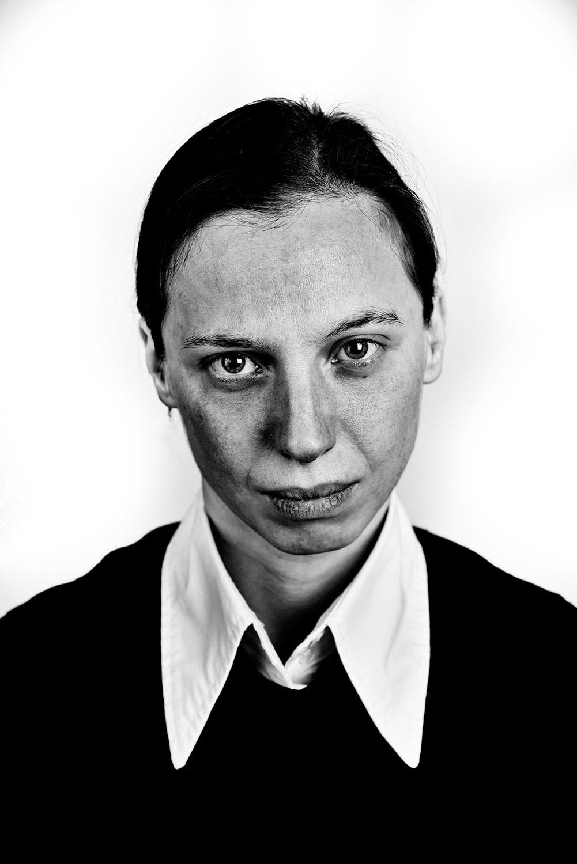 «Перед лицом настоящего» - простой портрет Софии, © Барбара Бельтрамелло, Италия, Конкурс портретной фотографии Kuala Lumpur