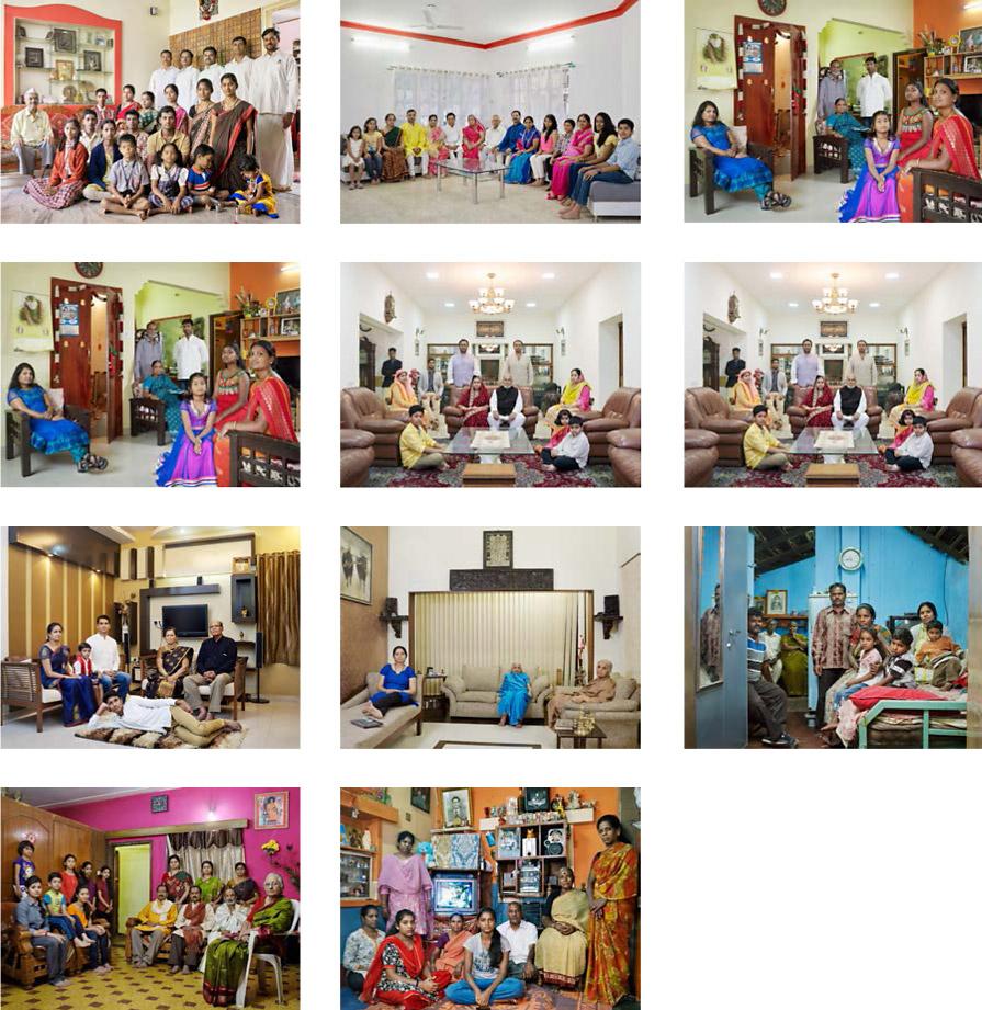 Семья прежде всего, © Нора Бибель, Германия, 1 место, Конкурс портретной фотографии Kuala Lumpur