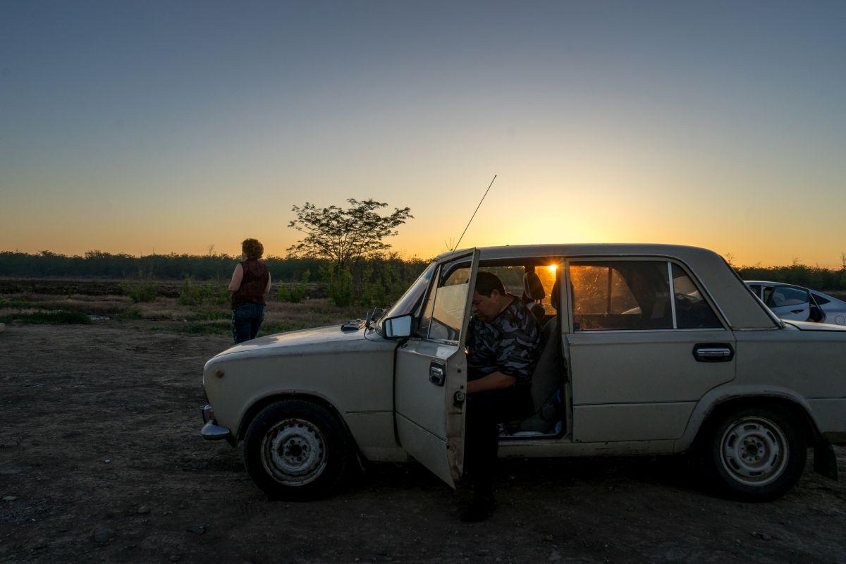 Станислава Новгородцева, Остров Крым