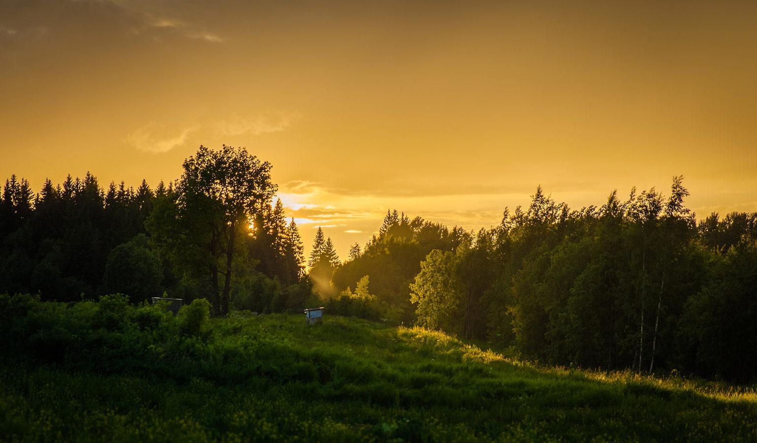 Фотоконкурс «Культура в пейзажах России»