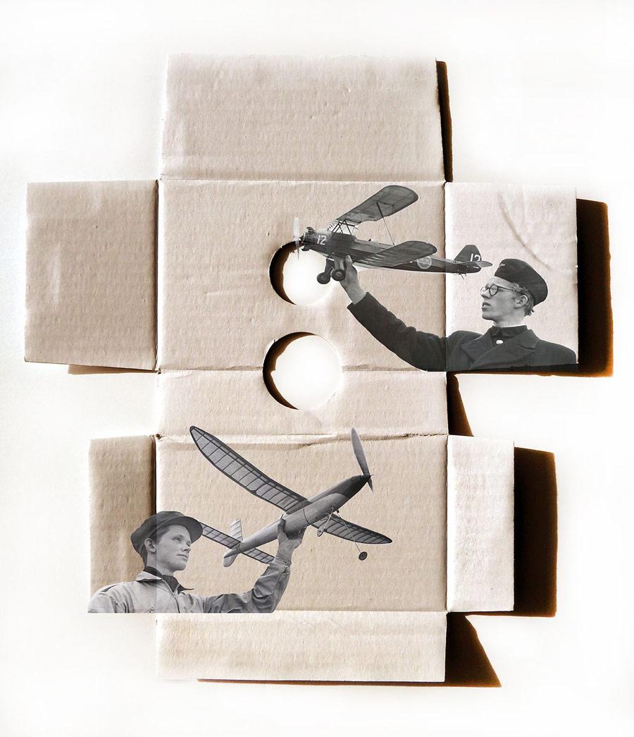Сюрприз внутри, © Уолтер Плотник, 2-е место : Одиночное фото, Конкурс «Художественная фотография» от LensCulture