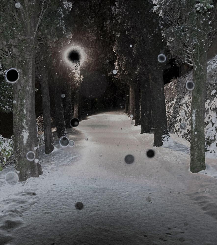 Ничего темного, © Якопо Брунелло, Италия, 3-е место : Одиночное фото, Конкурс «Художественная фотография» от LensCulture