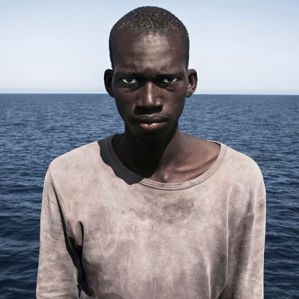 Амаду Сумайла, © Сесар Дезфули, Испания, 1-е место : Одиночное фото, Фотоконкурс «Экспозиция» от LensCulture