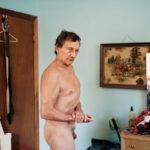 Наизнанку, © Харрис Мизрахи / Harris Mizrahi, США, 3 место в категории «Серия», Фотоконкурс «Портрет» — LensCulture Portrait Awards