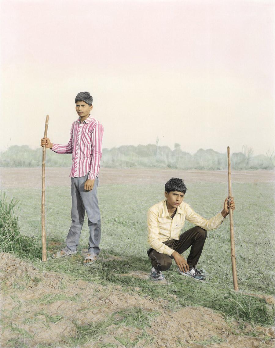 Миф двух душ, © Васанта Йоганантан / Vasantha Yogananthan, Франция, Выбор жюри, Фотоконкурс «Портрет» — LensCulture Portrait Awards