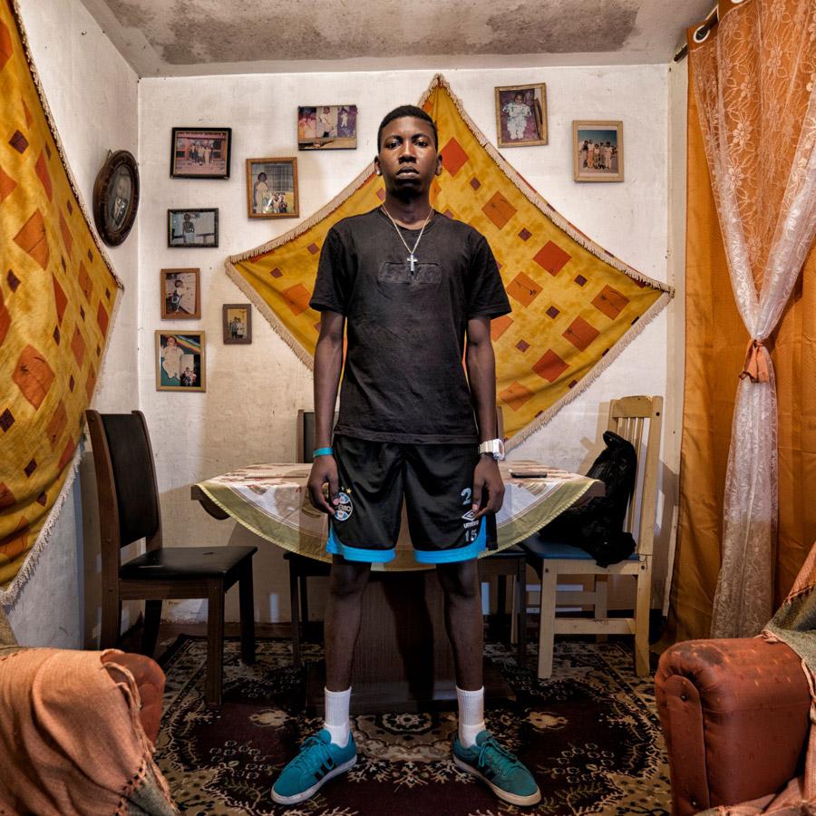 59, © Эду Симонес / Edu Simões, Бразилия, Выбор жюри, Фотоконкурс «Портрет» — LensCulture Portrait Awards