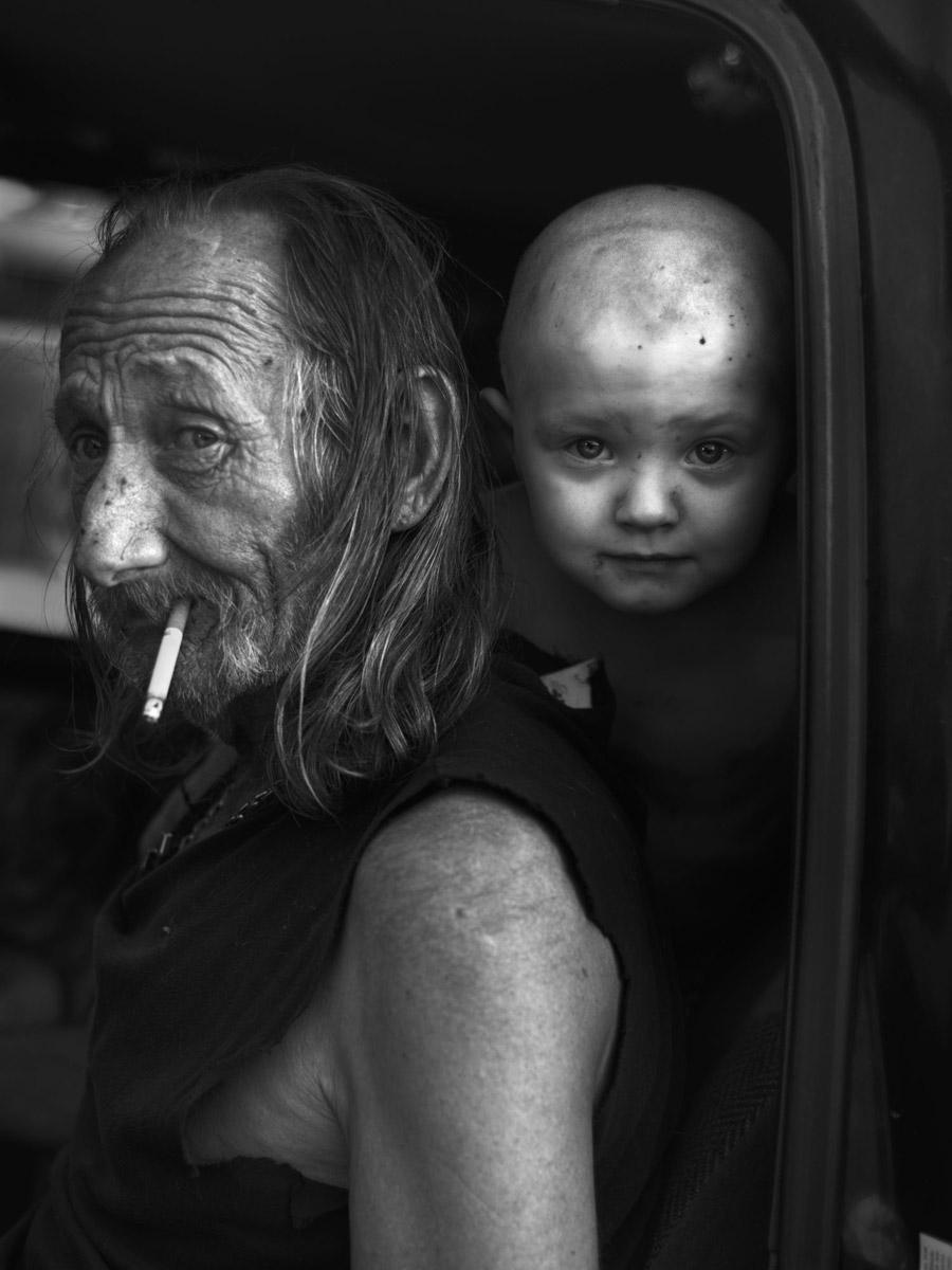 Если это правда..., © Робин де Пюи / Robin de Puy, Нидерланды, Выбор жюри, Фотоконкурс «Портрет» — LensCulture Portrait Awards