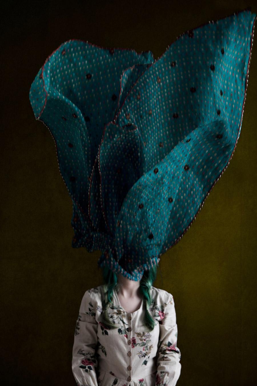 Моя скрытая свобода II — Иран, © Маринка Массеус / Marinka Masséus, Нидерланды, Выбор жюри, Фотоконкурс «Портрет» — LensCulture Portrait Awards