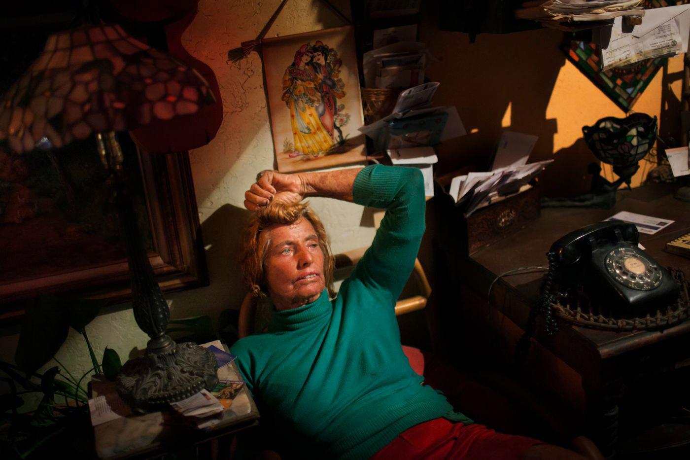 Морское изменение: Постоянный портрет, © Джессика Ева Раттнер / Jessica Eve Rattner, США, Финалист конкурса, Фотоконкурс «Портрет» — LensCulture Portrait Awards