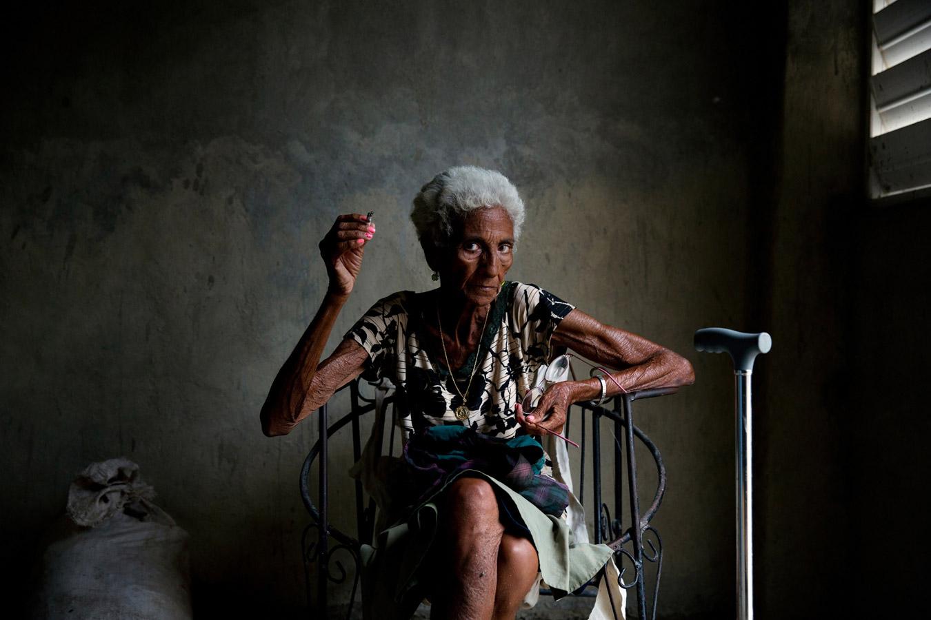 Пустота, которую мы оставляем, © Одед Вагенштейн / Oded Wagenstein, Израиль, Финалист конкурса, Фотоконкурс «Портрет» — LensCulture Portrait Awards