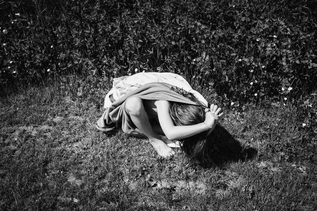 Происходящее, © Рахель Крабичлер / Rahel Krabichler, Швейцария, Финалист конкурса, Фотоконкурс «Портрет» — LensCulture Portrait Awards