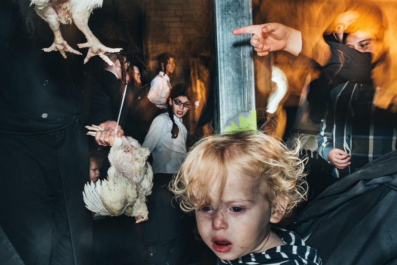 Из «Потока Духа», © Барри Талис, Израиль, 2 место, Фотоконкурс уличной фотографии LensCulture