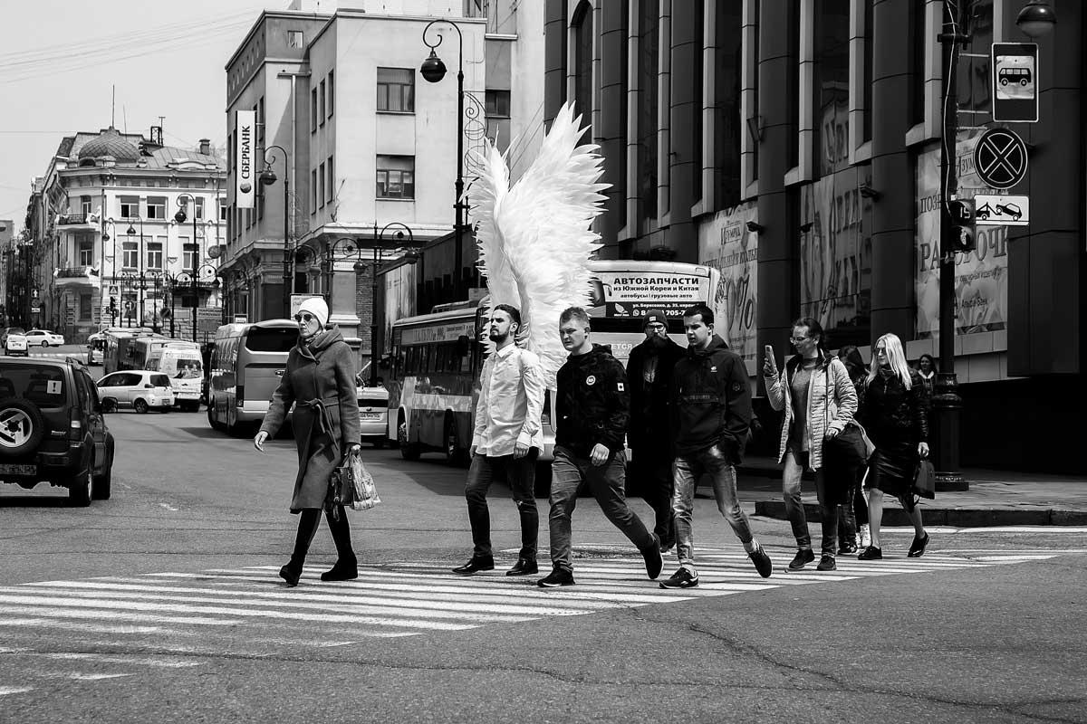 Ангелы среди нас - Иван Ефремов. Номинация: Многоплановость