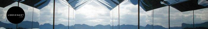 Приглашение на выставку «Зеркала и отражения» от LoosenArt
